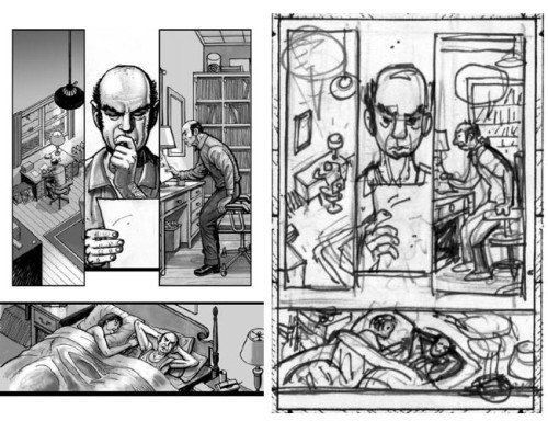 harvey pekar rough to finish