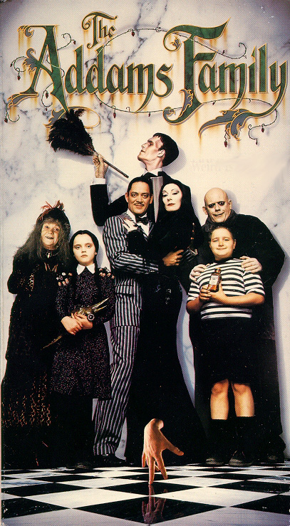 The Addams Family a new musical | Ty Templeton's ART LAND!!