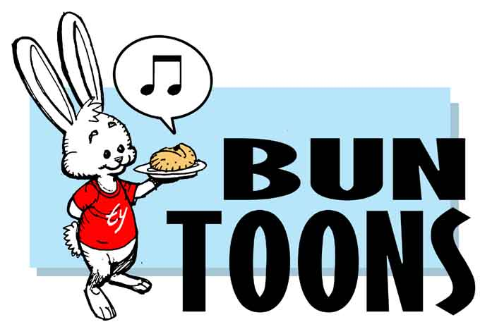 bun toons logo small ... then what are those who are addicted to cosplay called?