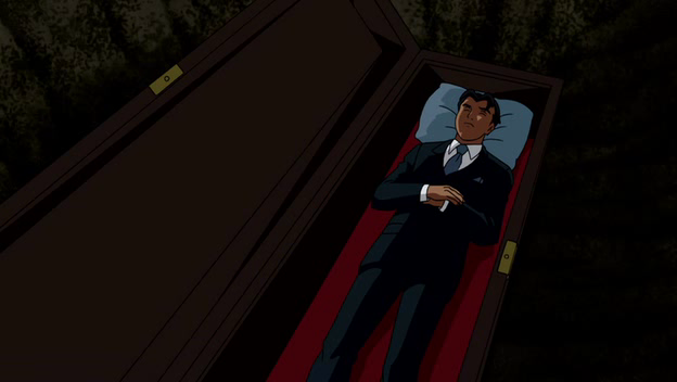Coffin With Dead Body Dead Body in This Movie