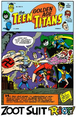 Golden Age Teen Titans