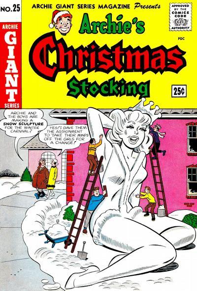 Christmas sex toons 12