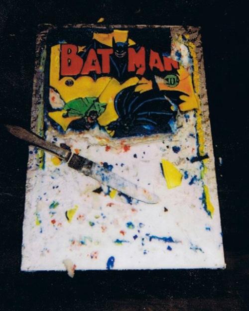 batman eaten