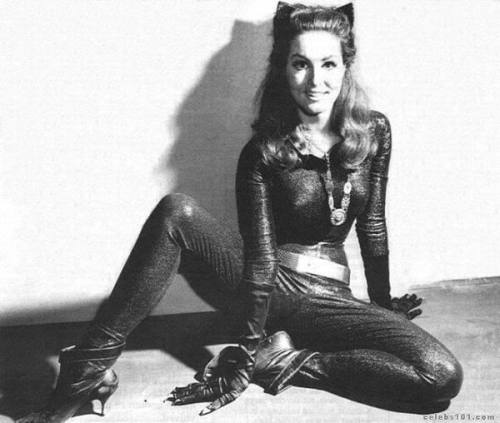 Catwoman Eartha Kitt Julie Newmar The Top Ten Catwoman A...