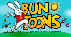 A Summer Convention Bun Toon Re-Run