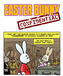 easter bunny confidential link