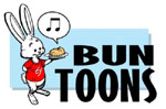 For all the Bun Toons for 2012, 2011 and earlier, click the Bunny