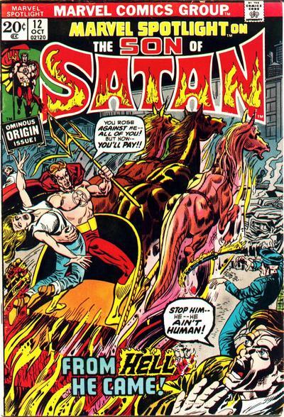 son of satan 12
