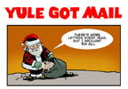 For last week's far more Christmas-y Bun Toon, click the unarmed Santa.