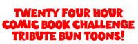 For last week's Bun Toon, involving no death threats that I know of, click the title above...