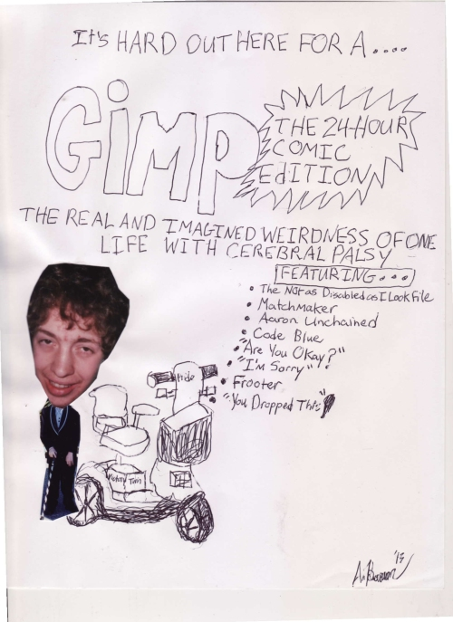 The delightful adventures of GIMP by Aaron Broberman.  Click through to read 'em.