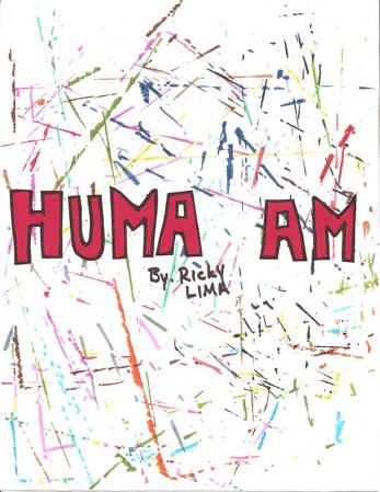 Speaking of colour...you are NOT prepared for what Ricky Lima did for his 24 project....using the scissors more than a pencil, and his imagination more than he had a right to, click through to `Huma...am: