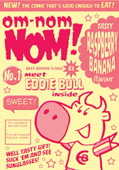 eddie bull comic