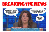 For last week's Bun Toon about CNN looking like morons...click Candy Crowley