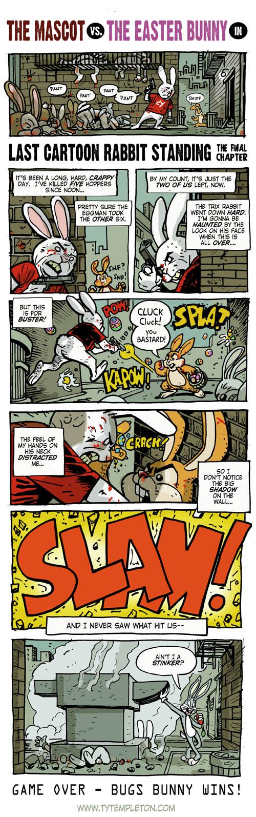 websize bunny fight