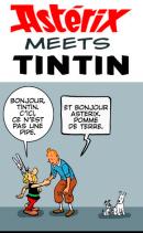 asterix tintin