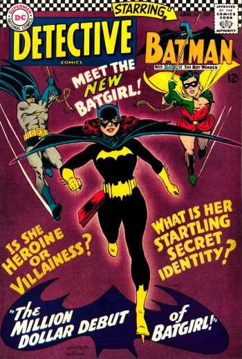 Batgirl (the one you like) is  Infantino as well.