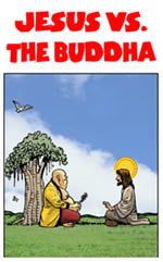 For last week's philosophically challenging Bun Toon, click the men of peace above