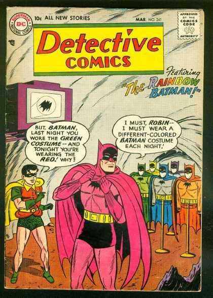 rainboy batman