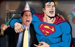 Click here to celebrate Superman's birthday with the drunken Sitcom star