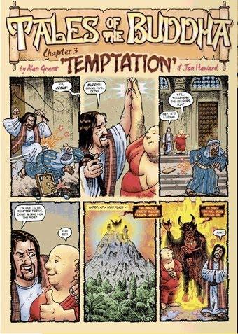 buddha compared to jesus