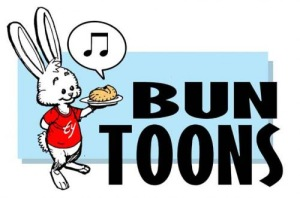 For the international Bun Toons, including many American jokes, click the U.N. Bunny above