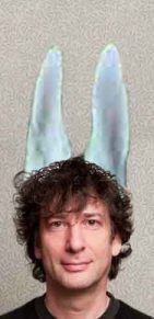 For last week's unusual Bun Toon, click on the Rabbit Eared Neil Gaiman above