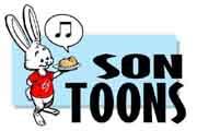 son toons logo