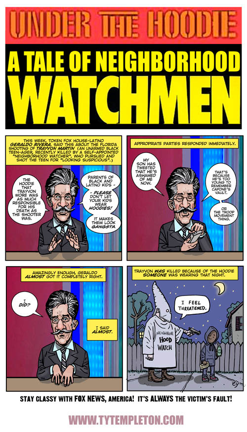 neighbourhood watchmen