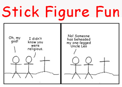 For last week's Bun Toon, which was SUPPOSED to save time, but took longer than usual...click the stick figures above