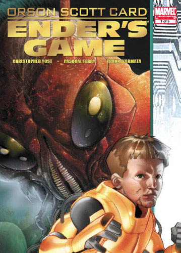 enders game marvel comics