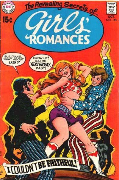 girls romance