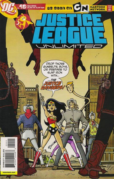 hex Justice League cover