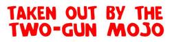 For last week's bullets-flyin' Western Bun Toon, click the  owlhoot of a title above,  ya jaspers!