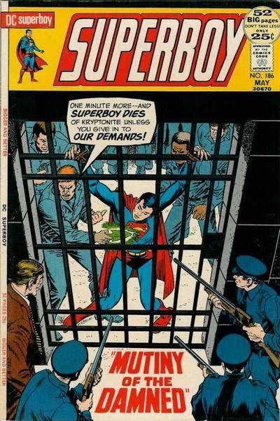 superboy 186