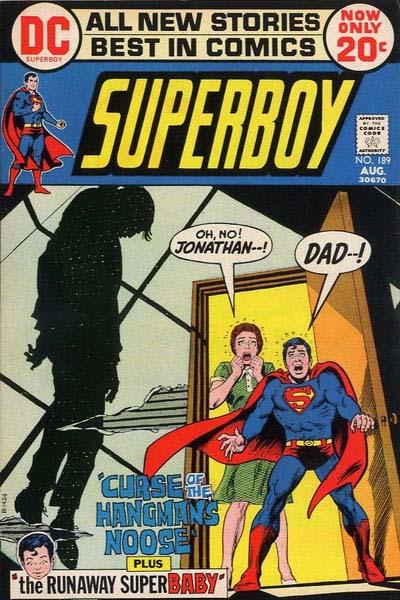superboy 189