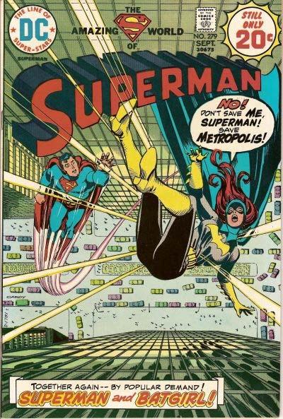 superman batgirl