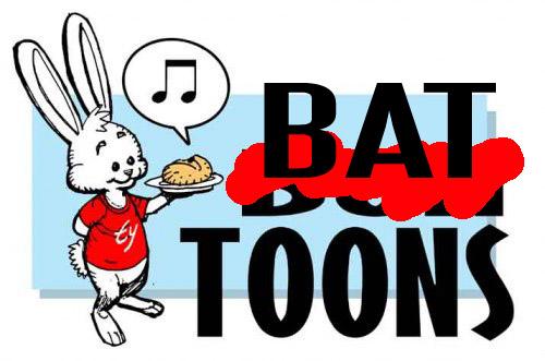 Dança o bebê Bat-Toonsi.