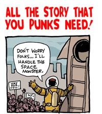 for last week's ACTUALLY original Bun Toon, click the brave astronaut above