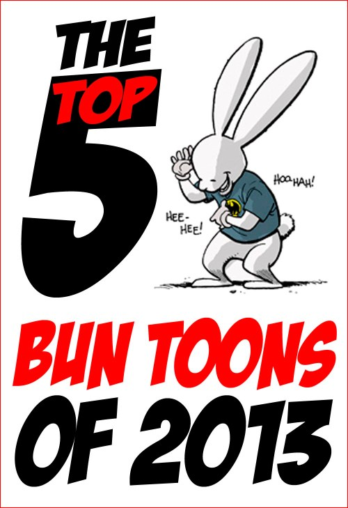 top five 2013 logo big