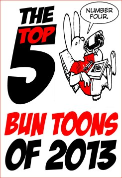 top five 2013 logo number four