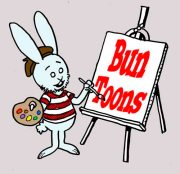 For the curious and wonderful Bun Toon Archive, click here