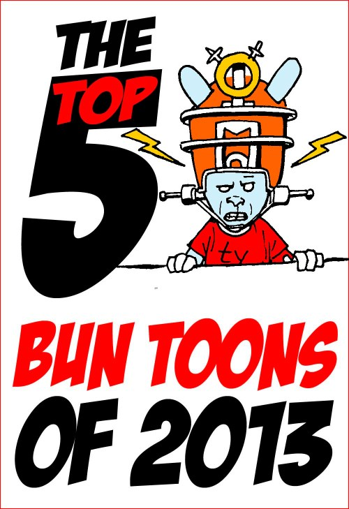 top five 2013 logo number 1