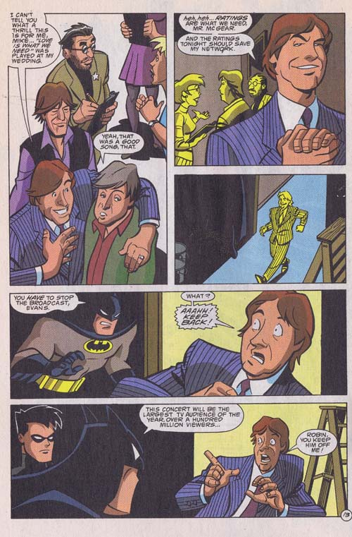batman robin 13 interior