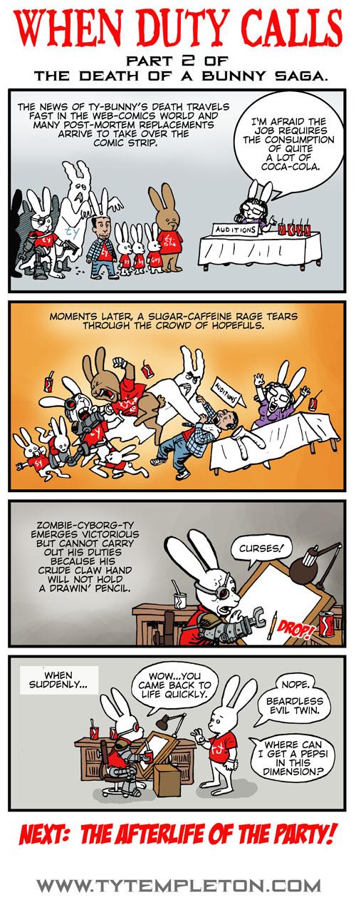 dead bunny part 2