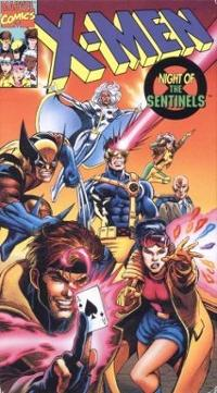x-men-night-sentinels-vhs-cover-art