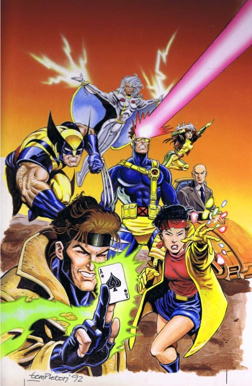 xmen-painted-cover