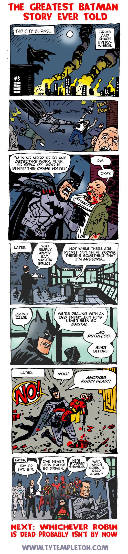 BEST BATMAN EVER