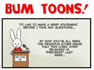 For the last live Bun Toon from TWO weeks ago, click here.