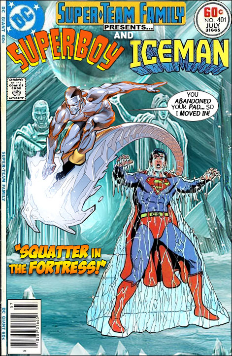 cold superboy
